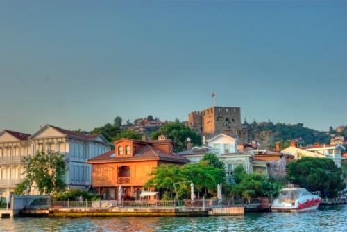 Anadolu Hisari,  Bogazici, Istanbul, pentax k10d