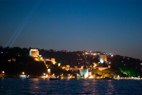 Rumeli Hisari, Istanbul, pentax k10d