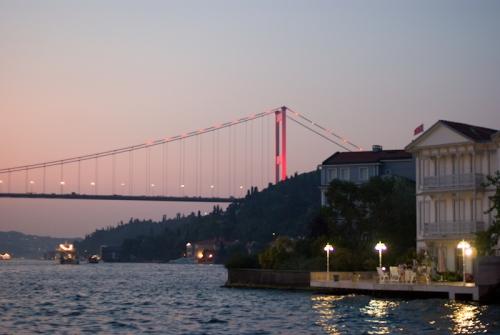 Bosphorus, Boğaziçi, Istanbul , pentax k10d