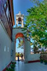Aya Yorgi Kilisesi, Aya Yorgi Church, Büyükada, Princes Islands, Istanbul, pentax k10d
