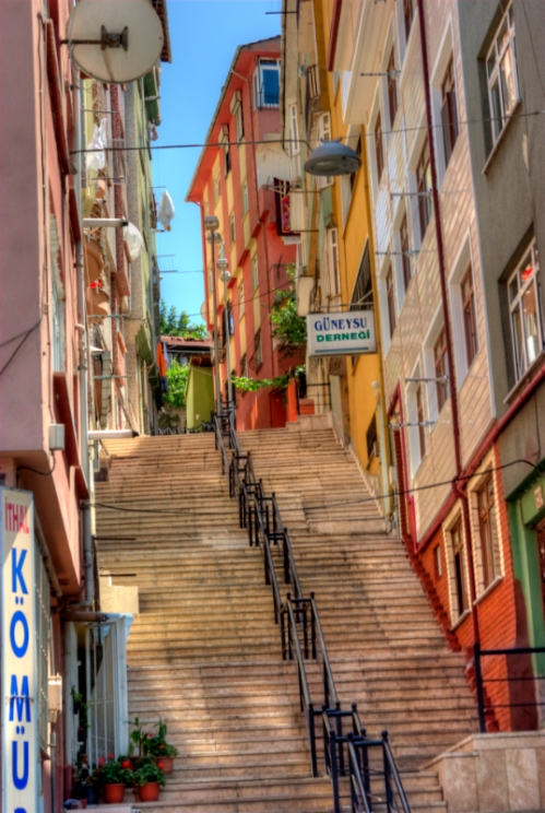 Üsküdar , Çavuşdere , Istanbul , pentax k10d