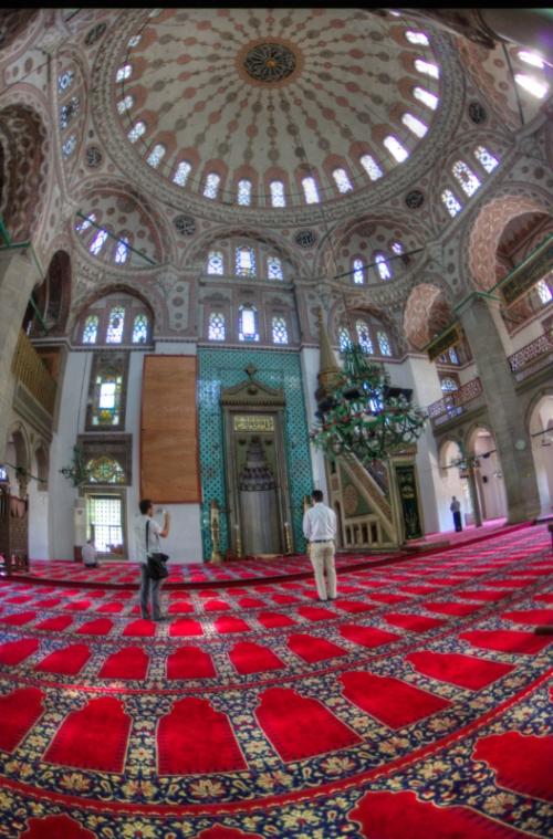 Yeni Camii, Üsküdar-İstanbul, pentax kx