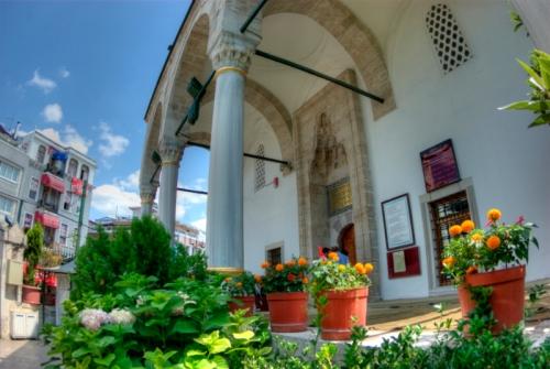 Firuzağa Camii, Firuzaga Mosque, Sultanahmet-Istanbul, pentax k10d, by ozgur ozkok