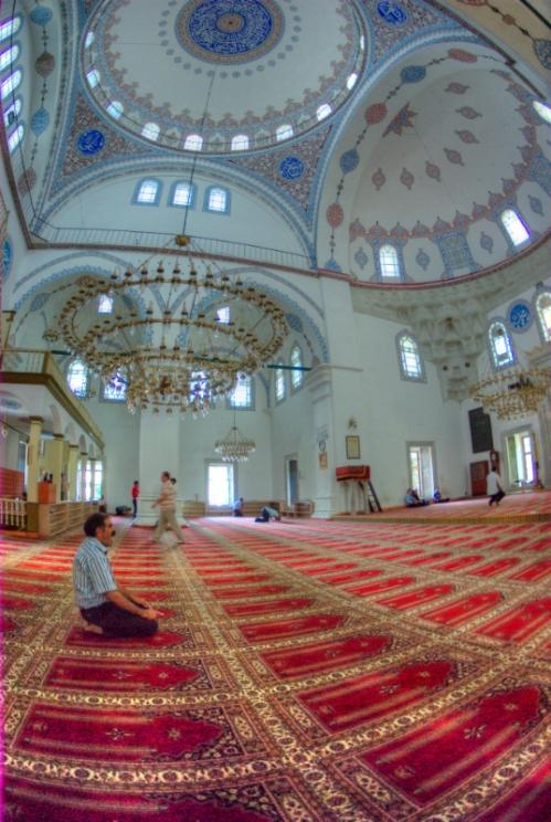 Gazi Atik Ali Paşa Camii, Sultanahmet, Istanbul, pentax kx, by ozgur ozkok