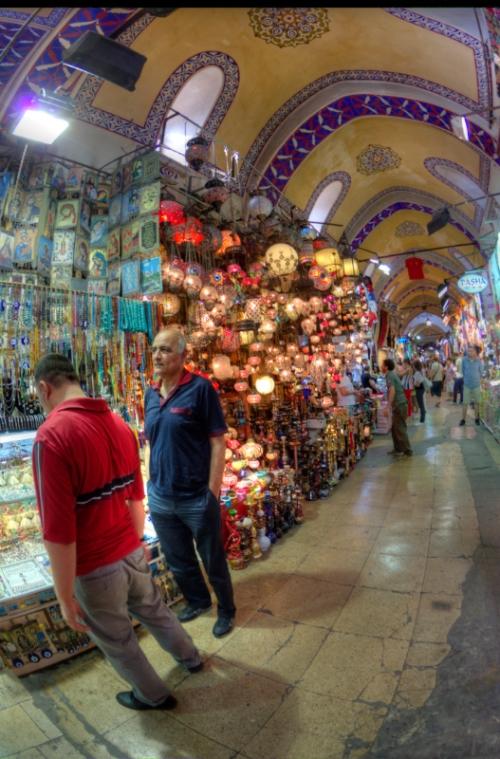 Kapalıçarşı, Grand Bazaar, pentax kx, by ozgur ozkok
