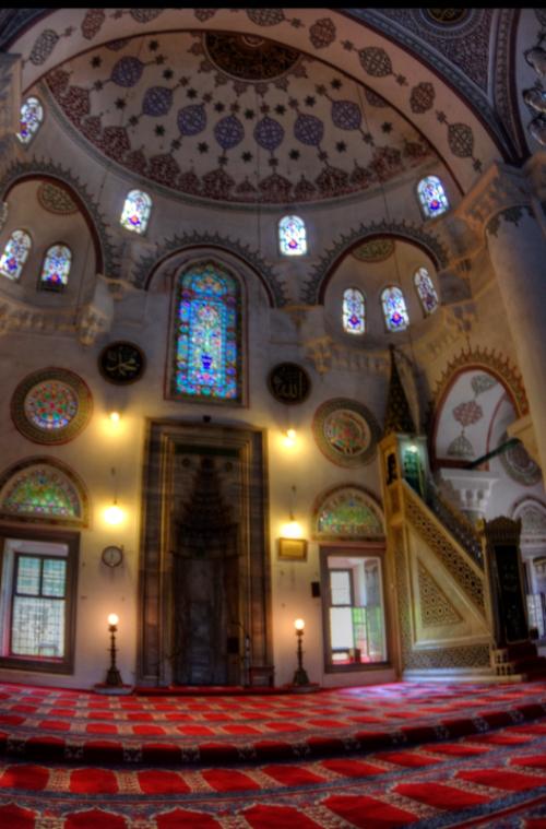 Mihrimah Sultan Camii, Mihrimah Sultan Mosque, Üsküdar, Istanbul-Turkiye, pentax kx, by ozgur ozkok