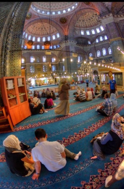 Yeni Camii, New Mosque, Eminönü-İstanbul, pentax kx, by ozgur ozkok
