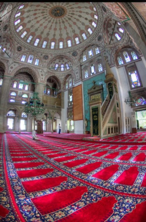 Yeni Valide Camii, Yeni Valide Mosque, Üsküdar-Istanbul, pentax kx, by ozgur ozkok