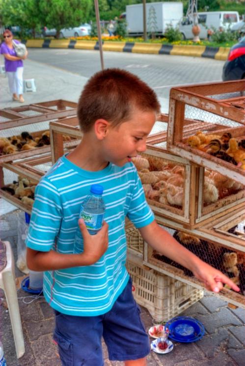 market of Ayvacik, Ayvacik pazarı, Çanakkale, pentax k10d