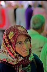 Ayvacık pazarı, Ayvacik market, Canakkale-Turkey, Turkiye, pentax k10d, by ozgur ozkok