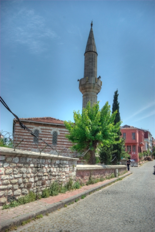Edirnekapi, Şişehane Mescidi, Hatice Sultan Camii, pentax k10d, istanbul, by ozgur ozkok