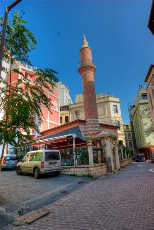 Bereketzade Camii, Bereketzade Mosque, Galata-Istanbul, pentax k10d , by ozgur ozkok