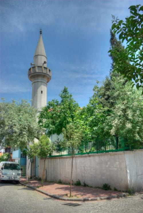 Çakırağa Camii, Cakiraga Mosque, Edirnekapi, Istanbul-Turkey, by ozgur ozkok