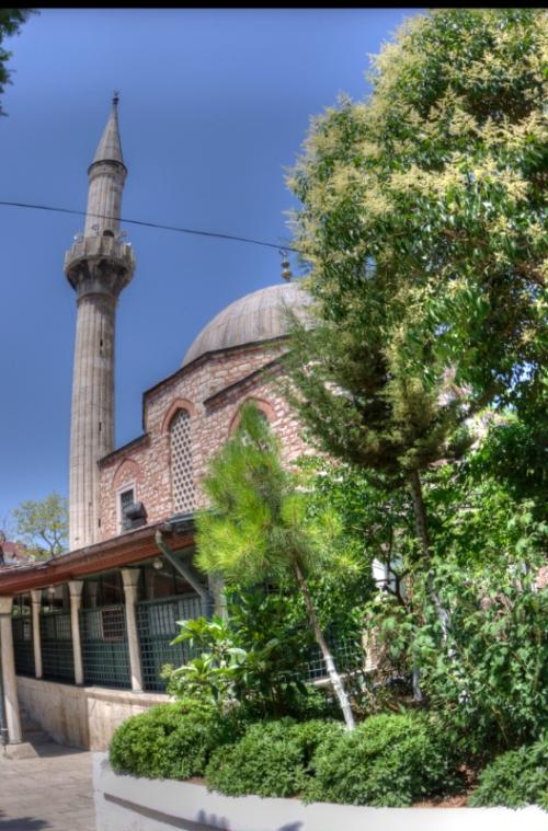 Çinili Camii, Üsküdar, Tiled Mosque, pentax kx, Istanbul, by ozgur ozkok