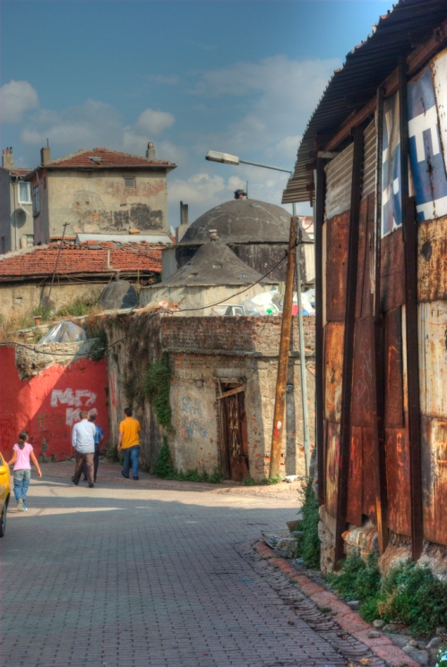 streets of Balat, Balat sokakları, Istanbul, pentax k10d, by ozgur ozkok