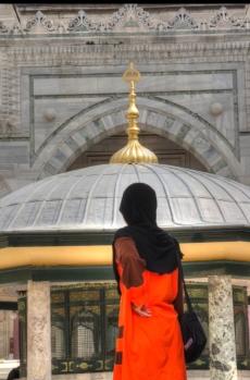Beyazid Camii, Beyazid Mosque, Istanbul-Turkiye, by ozgur ozkok, pentax kx