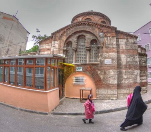 Hirami Ahmet Paşa Camii, Hirami Ahmet Pasa Mosque , Fatih-Balat, Istanbul, pentax kx , by ozgur ozkok