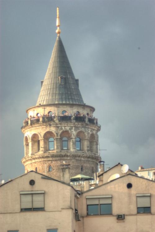 Istanbul, Galata Kulesi, Galata Tower, pentax k10d, by ozgur ozkok