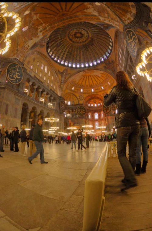 Ayasofya Muzesi, Hagia Sophia Museum, pentax kx , Istanbul by ozgur ozkok