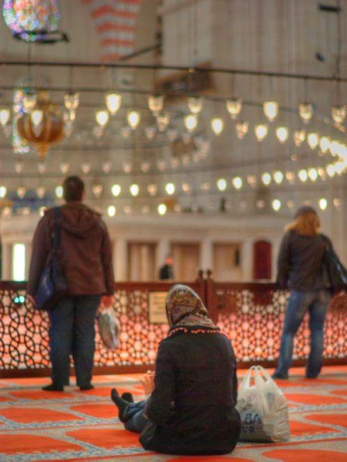 Suleymaniye Camii, Suleymaniye Mosque, Istanbul, pentax k10d, by ozgur ozkok