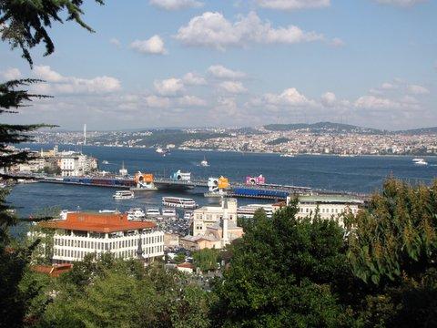 Istanbul, by  Eleka Rugam-Rebane