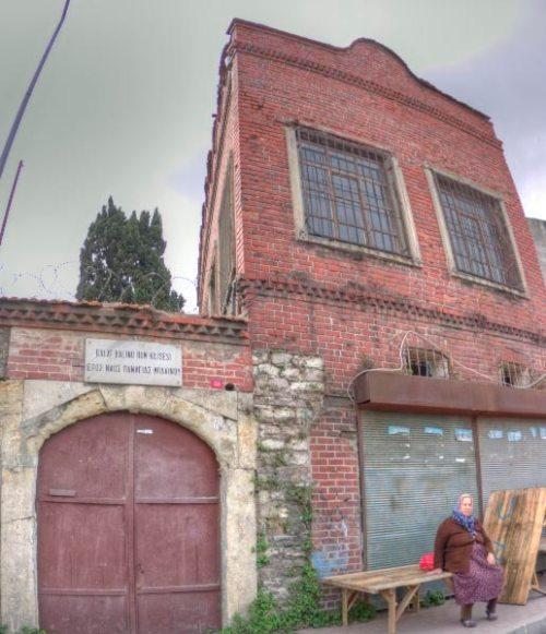 Balat Balino Rum Kilisesi, Balat Balino Greece Church, Istanbul, pentax k10d, by ozgur ozkok