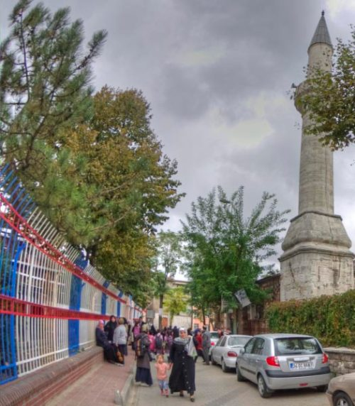 Fethiye Camii, Fethiye Mosque, Fatih Çarşamba, Balat, pentax k10d , photo by ozgur ozkok