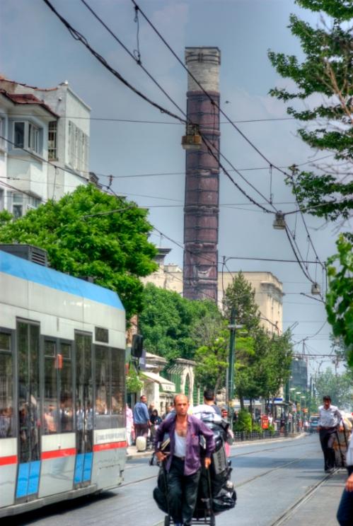 Cemberlitas, Istanbul, pentax k10d, by ozgur ozkok