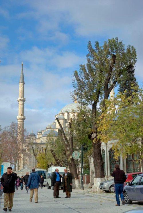 Fatih Camii, Fatih Mosque, Fatih-İstanbul, pentax k10d, photo by ozgur ozkok