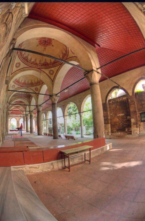 Mesih Ali Camii, Mesih Ali Mosque, Fatih-İstanbul, pentax kx, photo by ozgur ozkok