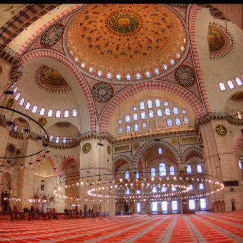 Süleymaniye Camii, Suleymaniye Mosque, pentax kx, by ozgur ozkok