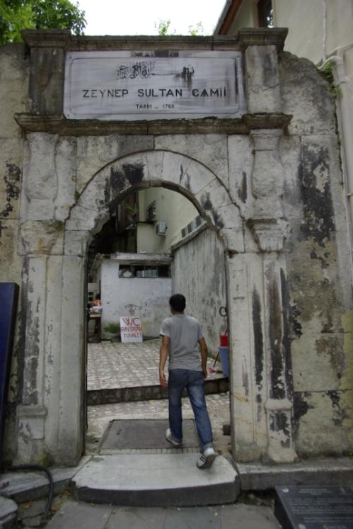 Zeynep Sultan Camii, Zeynep Sultan Mosque, Eminönü-Istanbul, pentax k10d, by ozgur ozkok