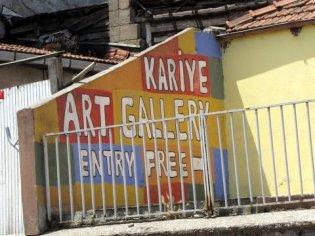 Kariye , Istanbul photos by Eleka Rugam-Rebane