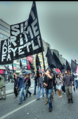 istanbul-Taksim, 1 Mayis 2011, pentax k10d, photos by ozgur ozkok