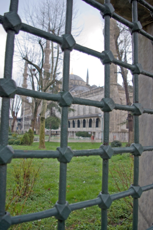 Sultanahmet Camii, Blue Mosque, İstanbul-Türkiye, pentax k10d, photos by ozgur ozkok