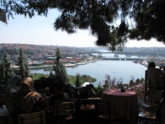 Istanbul and Golden Horn, photo by Eleka Rugam-Rebane