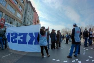 KESK demonstration at Kadıköy-İstanbul, pentax k10d, photos by ozgur ozkok