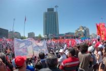 1 Mayis 2012, Taksim-İstanbul, ozgur ozkok