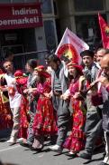 1 Mayis kutlamaları, Taksim-İstanbul, ozgur ozkok