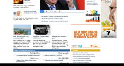 Dünyadan Haberler Tüm Yurtdisi ve Dünya Haberleri için Hürriyet Planet 5