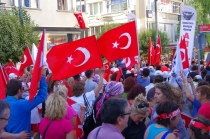 30 Ağustos Zafer Bayramı, 30 August Victory Day, Kadikoy-İstanbul, pentax k5