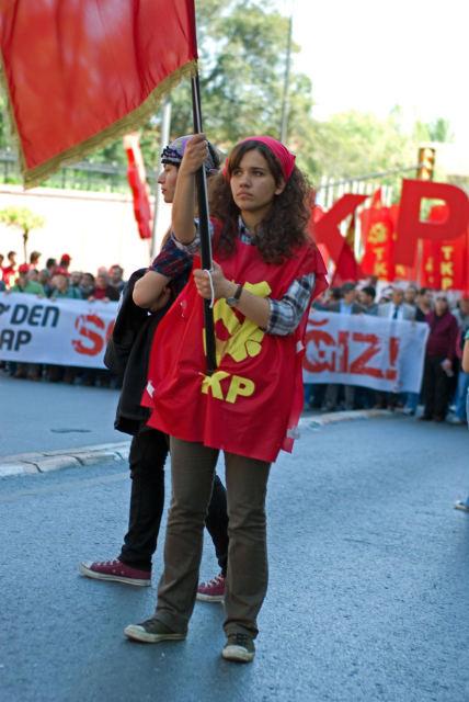 1 Mayis 2010, Taksim-Istanbul, photos by ozgur ozkok