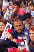 Saturday Mothers, Cumartesi Anneleri, Galatasaray-İstanbul, photos by ozgur ozkok, pentax k5