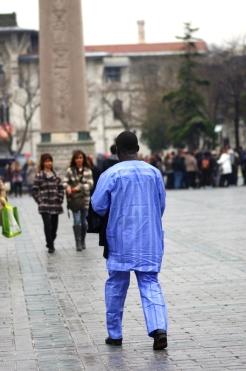 istanbul , sultanahmet square, photos by ozgur ozkok