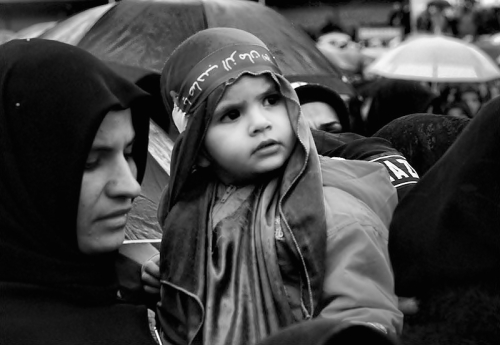 Ashura Day , photo by Pinar Cici